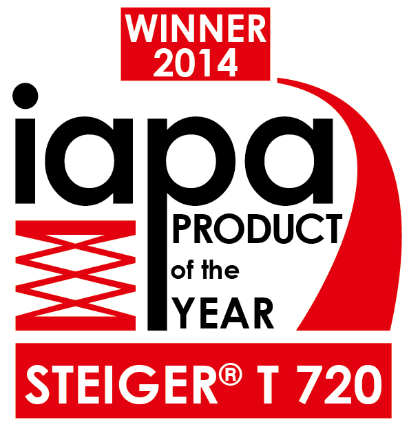iapa product of the year 2014 Steiger 720