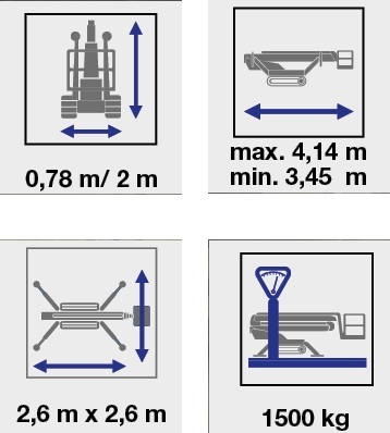 Bluelift C 12/6.5