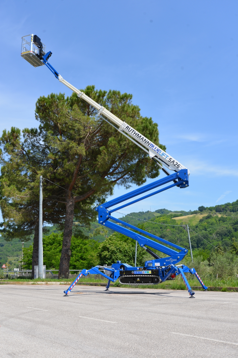 BLUELIFT SA 26